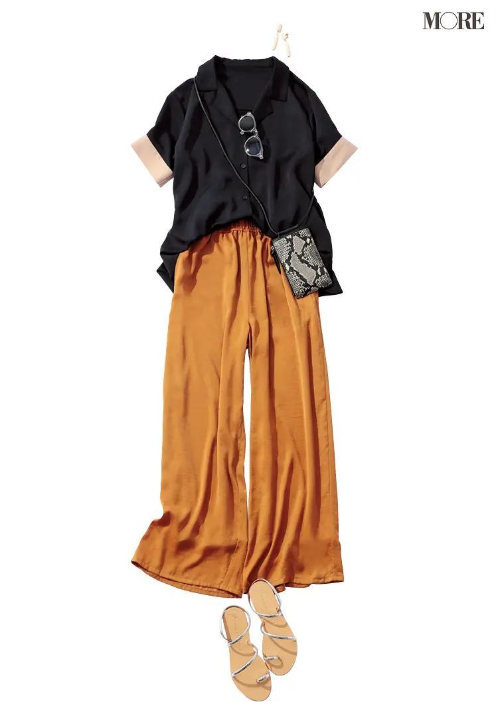 『ユニクロ』新作、体がきれいに見える服だけ集めました!上半身スッキリ見えトップスも【今週のファッション人気ランキング】_2