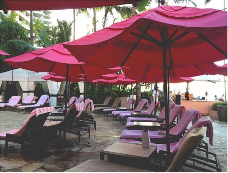 【TRIP】憧れのピンクパレス♡ロイヤルハワイアンのプールがフォトジェニックすぎる♡_5