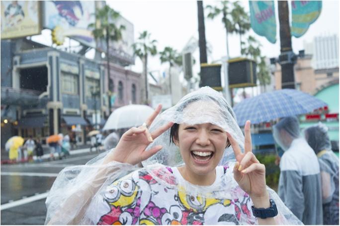 栞里、ユニバーサル・スタジオ・ジャパンで空を飛ぶ!【連載オフショット】_10