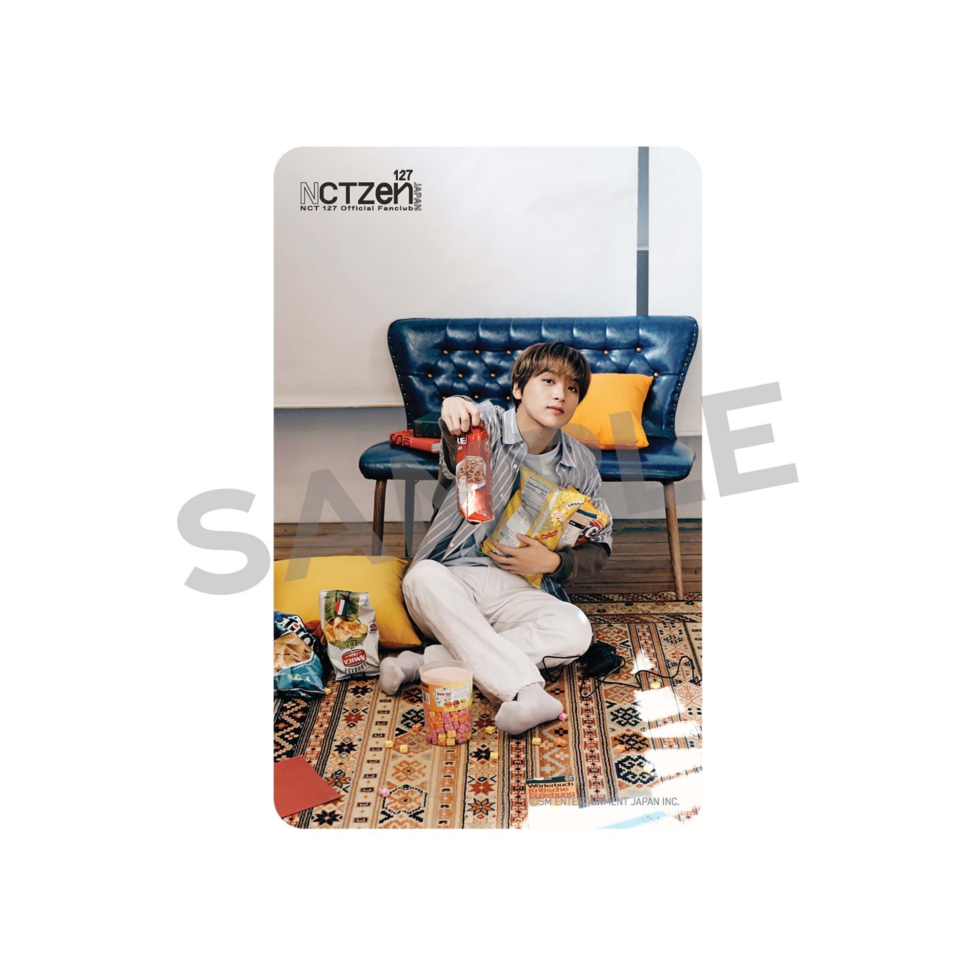 【NCT 127】『NCT 127 OFFICIAL BOOK Vol.4』グッズを、メンバー別に詳しく紹介!_10_4