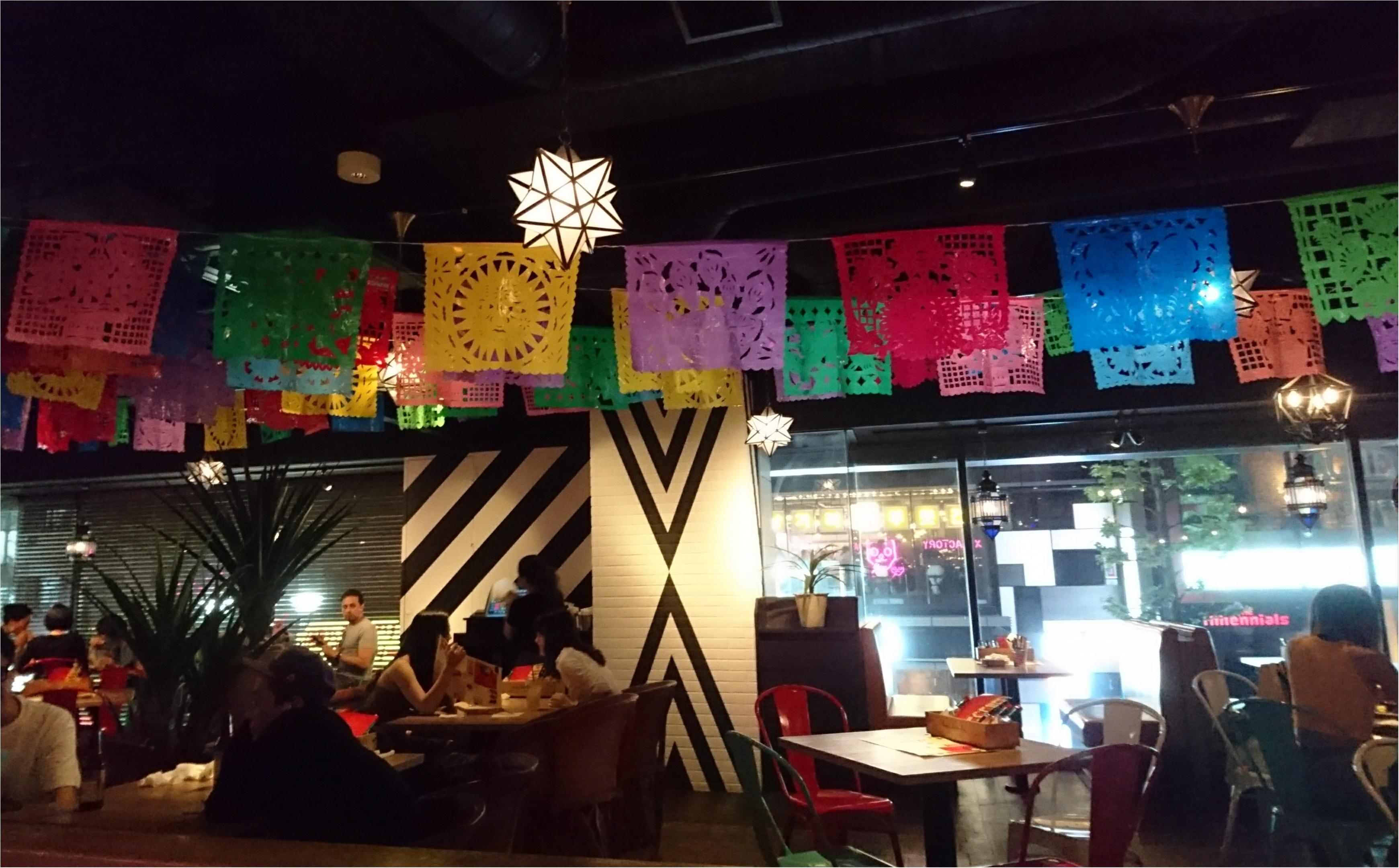 インスタ映え抜群\(^^)/渋谷にあるメキシンカンがピンク過ぎてかわいい♡_3_2