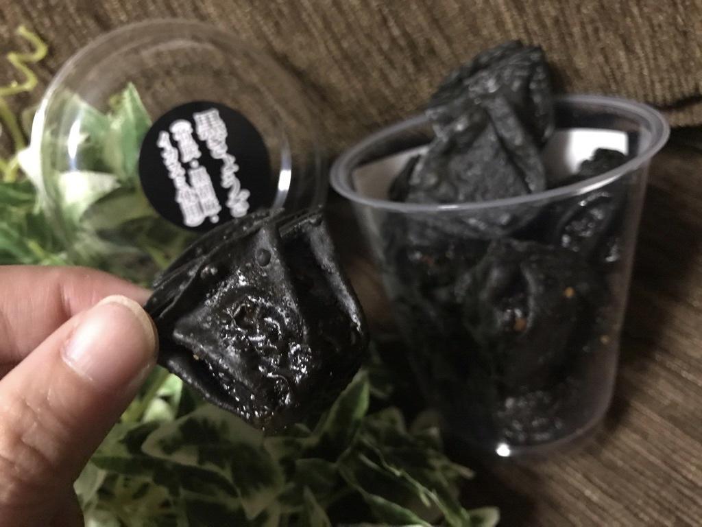 【ローソン】12個入り200円!コスパ最強《黒ぎょうざ》にハマりました♡_3