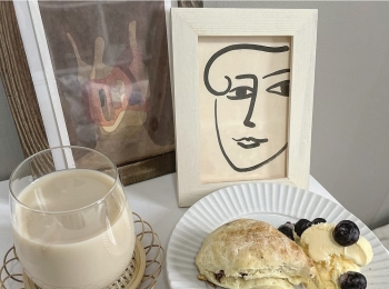 【home cafe】料理が映えるお皿