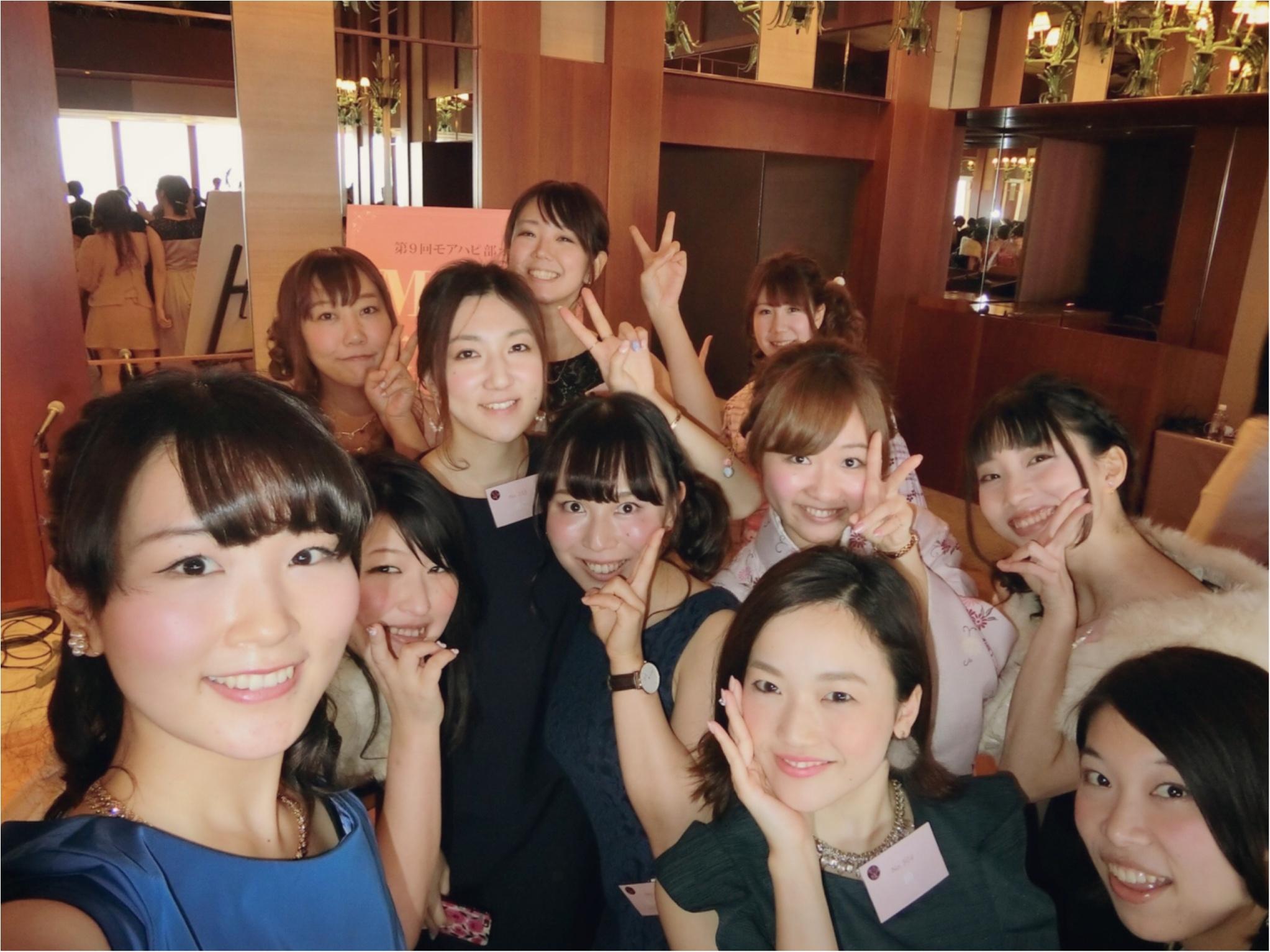 めこ:MORE大女子会2017でパワーチャージ_13