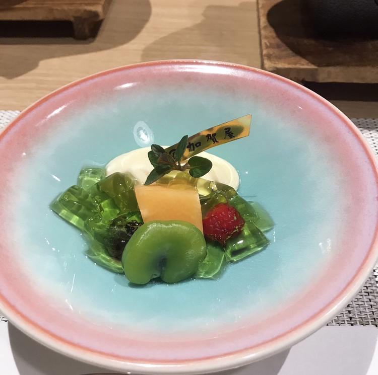 【金沢旅行】加賀屋旅館での夕食_10