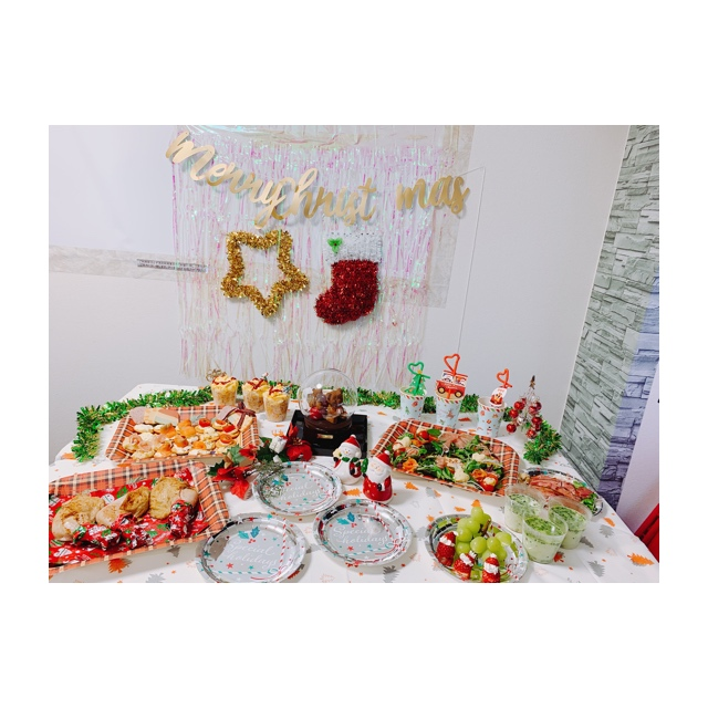 christmas party ♡♡_1