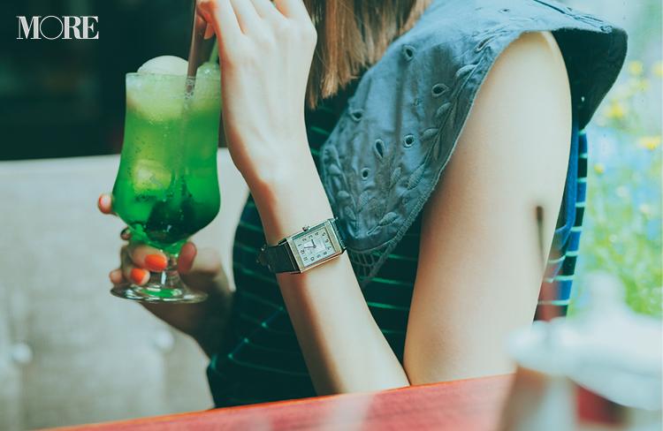 佐藤栞里が愛用している時計