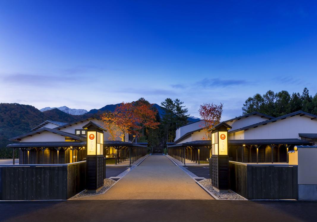 囲炉裏や温泉、かまくらも! 再開業した『星野リゾート 界 アルプス』で贅沢な田舎を体験♡_1