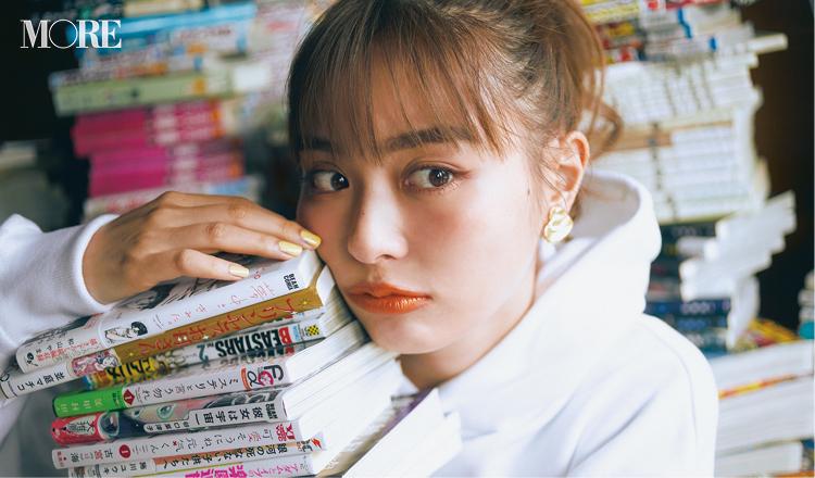 内田理央が、マンガ『ザ・ファブル』と『蟻の王』をおすすめ! 「ヒーローとバディになれるような強い女性になりたい」 【#ウチダマンガ店】_1