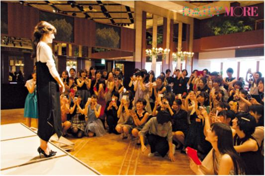 【ただいま部員募集中!】佐藤ありさちゃんが登場した「モアハピ部大女子会2016」の様子をお届け♡_3