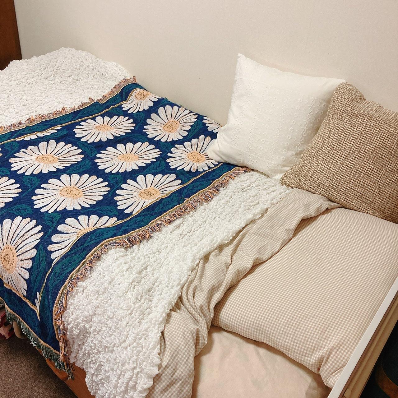 わたしの部屋のベッドリネン