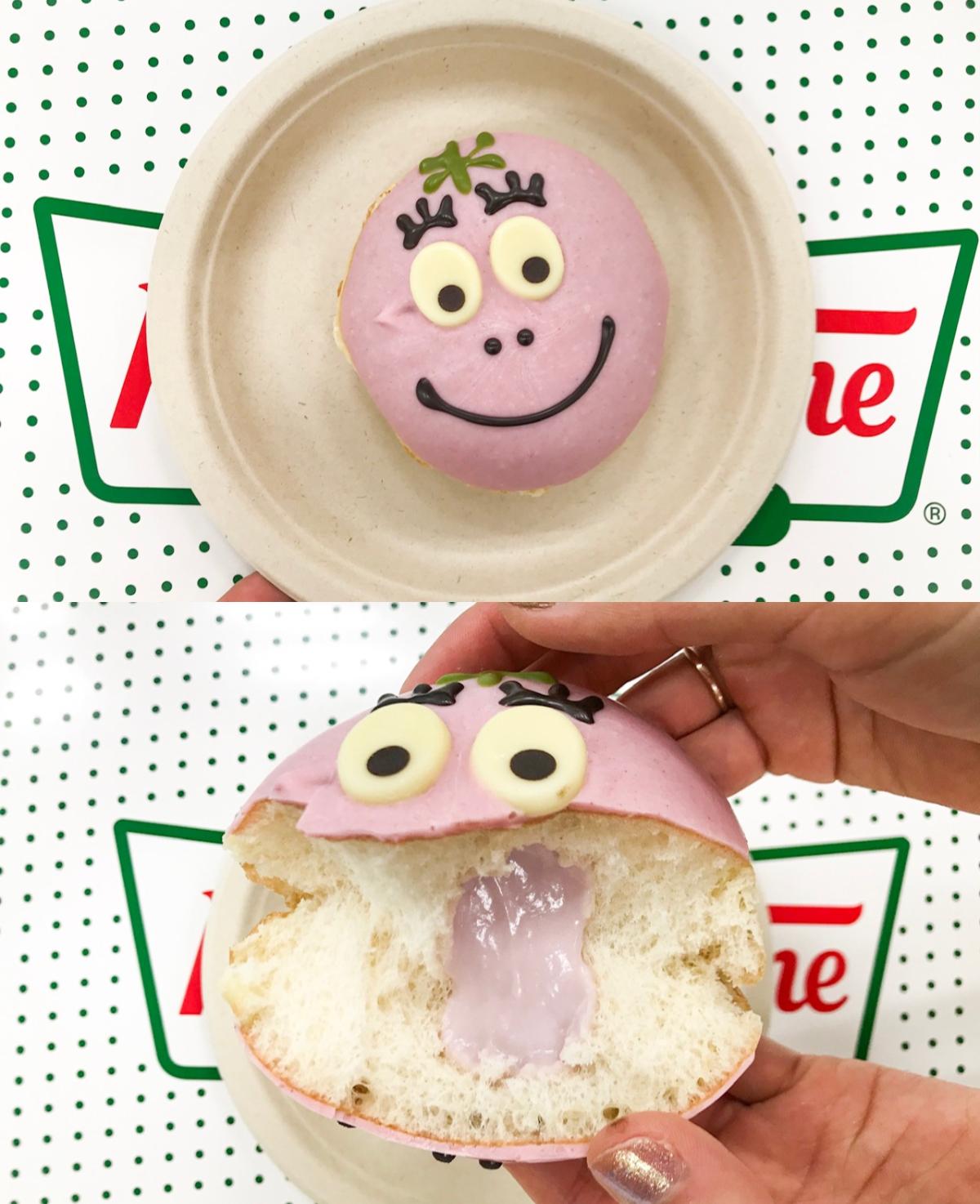 『クリスピー・クリーム・ドーナツ』の期間限定ドーナツに、バーバパパコラボが登場。可愛くてフルーティーな味わいにきゅん♡ PhotoGallery_1_4