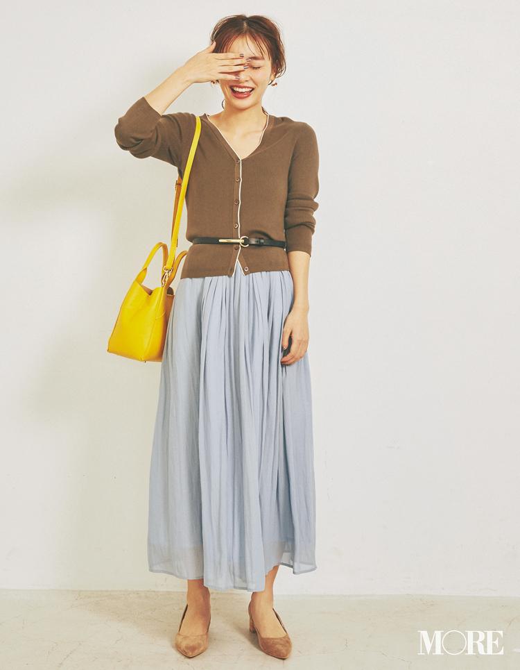 ユニクロコーデ特集 - プチプラで着回せる、20代のオフィスカジュアルにおすすめのファッションまとめ_32