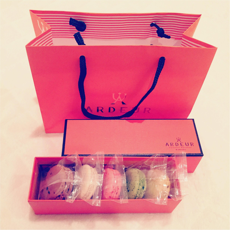 お菓子にはそれぞれ意味がある?【特別な人】にあげるなら✨もらって嬉しい《*マカロン5選*》★☆_6