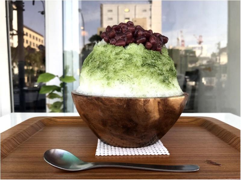 """かき氷ラバー必見! この夏、静岡県でぜったいに食べておきたい """"お茶かき氷"""" 10選♡_10"""