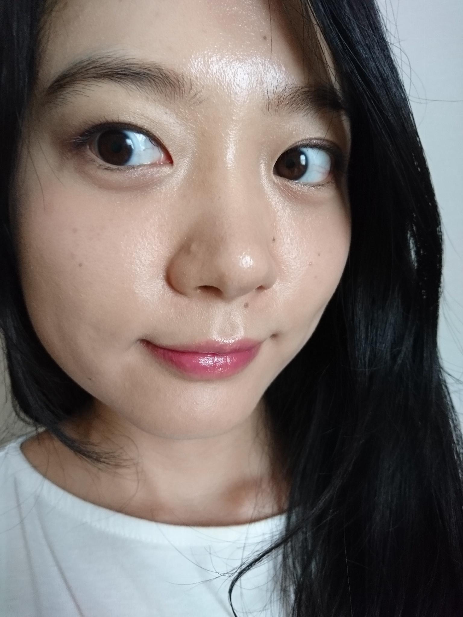 マジョリカマジョルカ 新作コスメ【ジェリーチーク】で秋メイク☆ お仕事編_3