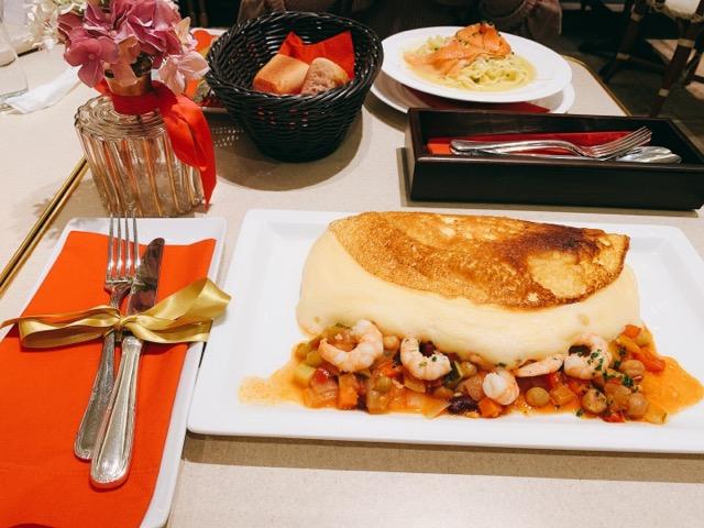 【有楽町カフェ】『ラ・メール・プラール』×marryカフェのクリスマスケーキがかわいすぎる♡_2