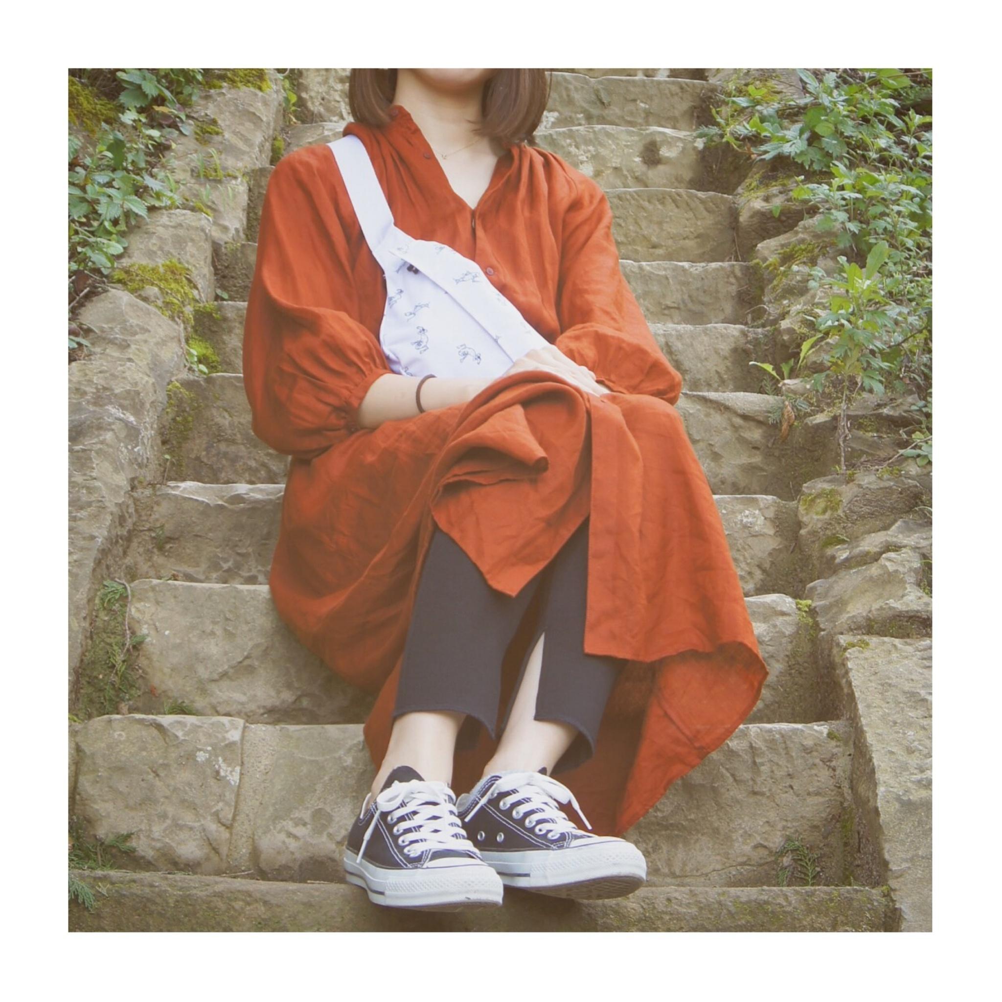 《今秋トレンド》はプチプラで❤️【GU(ジーユー)】のリブスリットレギンスパンツ¥1,490+税が履き心地抜群✌︎❤︎_3