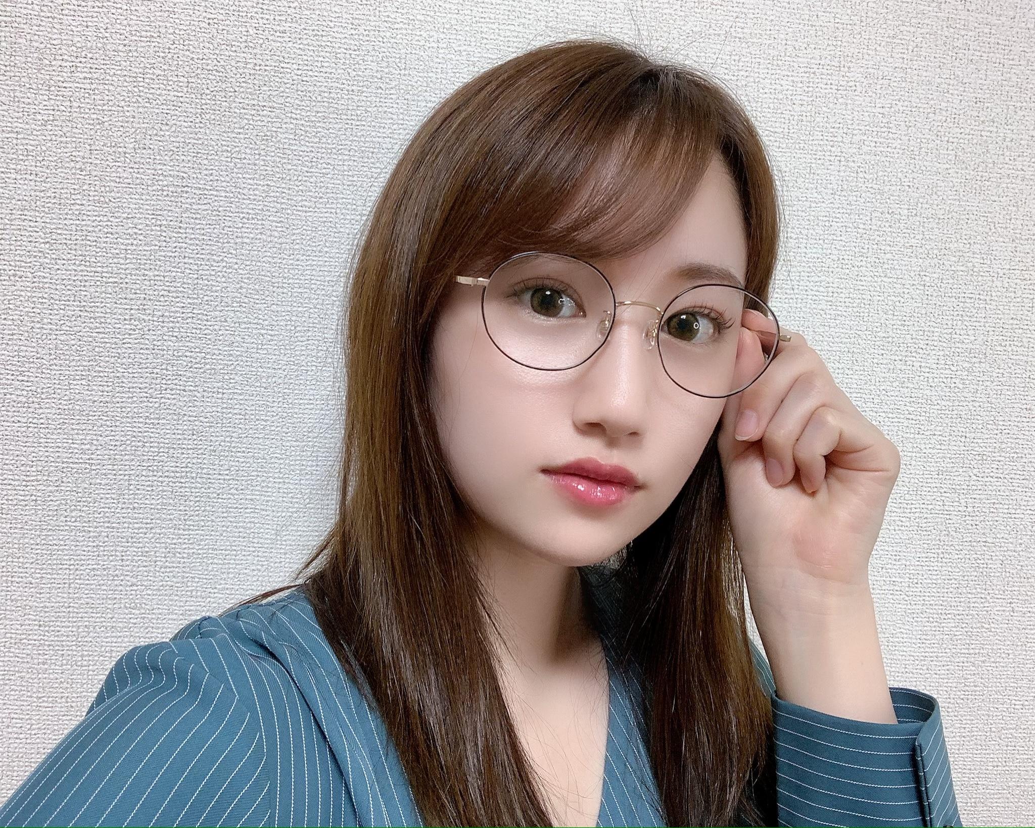 【メガネ主体のメイクが可愛い】JINS×イガリシノブのメーキャップメガネ_2