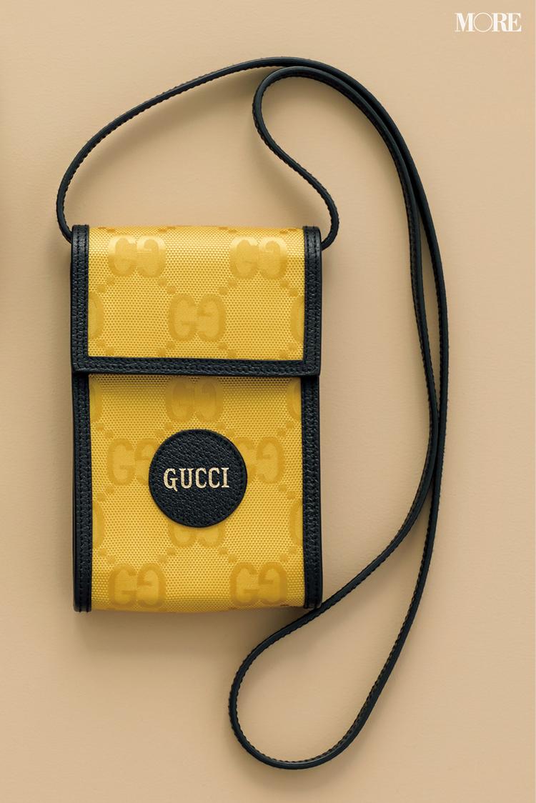自分へのご褒美におすすめな、『GUCCI』のサステイナブルなショルダーバッグ