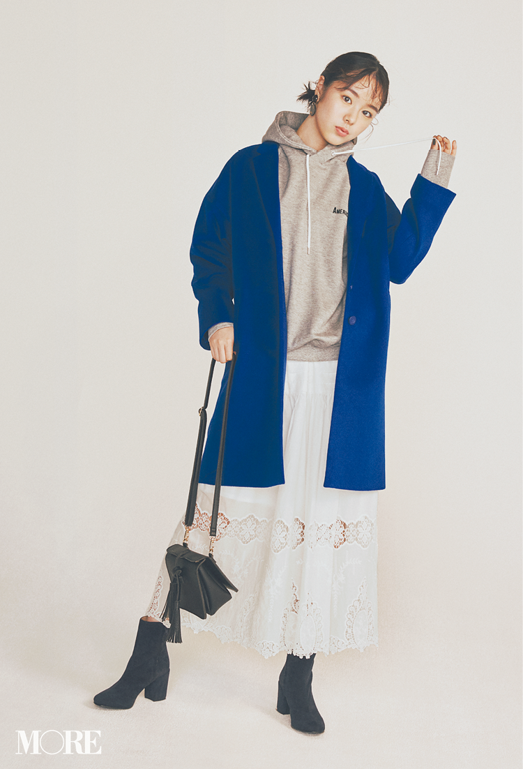 楽しい予定がぎっしりなら、気分がアガる【冬のきれい色】で♡ | ファッション(2018年編)_1_26