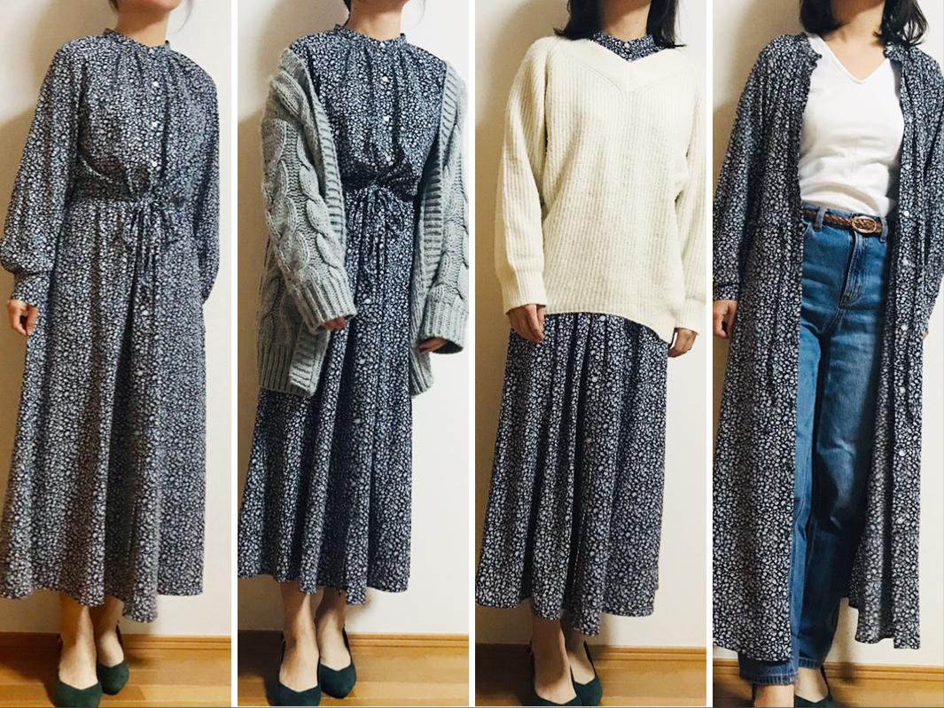 【ZARA&ユニクロ・GU】働く女子が買ったプチプラブランドのアイテムまとめ   ファッション_1_25