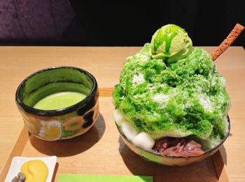 【おすすめ抹茶スイーツ】《夏季限定かき氷》が今年もスタート!京都の味を東京で♡