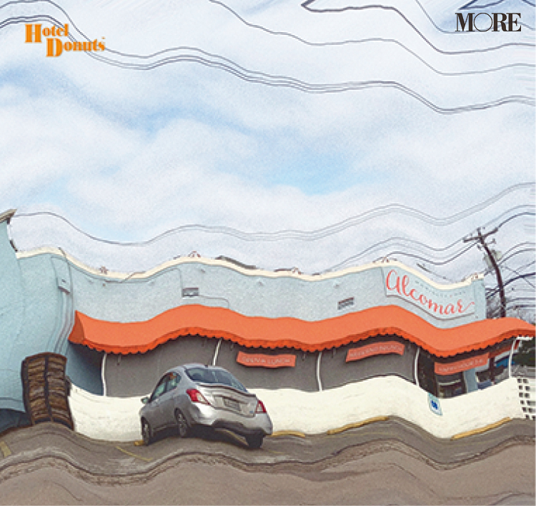 """鈴木友菜が今ハマっている""""チル""""な音楽♬ HOTEL DONUTSの『コンビニエンスボーイ』【#ゆうなのはなうたプレイリスト】_2"""