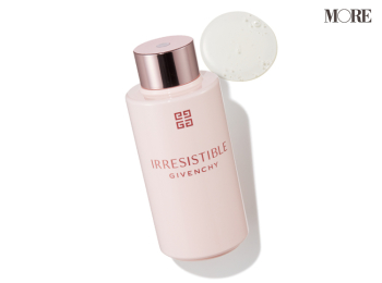 甘い香りで女性らしさを格上げ♡ 『ジバンシイ』の「イレジスティブル シャワーオイル」でなめらか肌を手に入れて