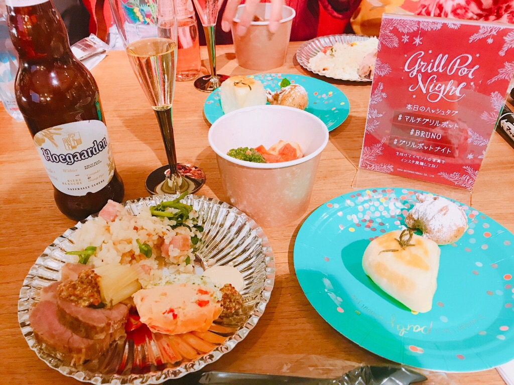 【BRUNO×おうちごはん】映える華やか鍋料理!《グリルポットナイトパーティー》へ♡_8