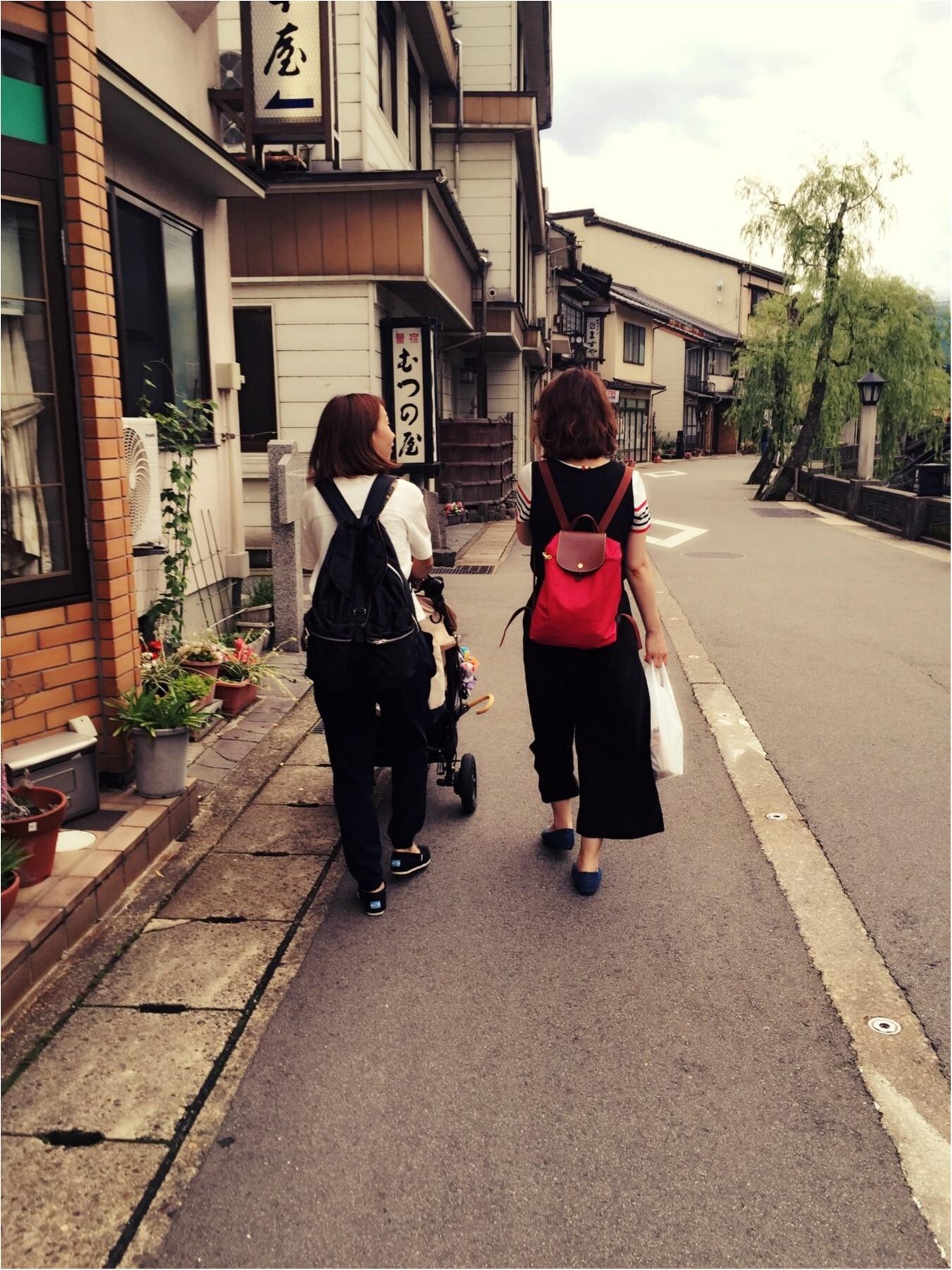 おさよ:いつ行っても楽しい♡美味しい♡城崎♡_1