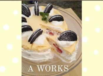 【人気店AWORKSのケーキが作れちゃう?】レシピ本で再現度高く!美味しく作っちゃおう!