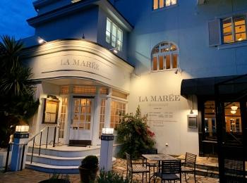 【女子旅】《海を一望する老舗の洋館レストラン》で味わうフランス風創作海辺料理♡