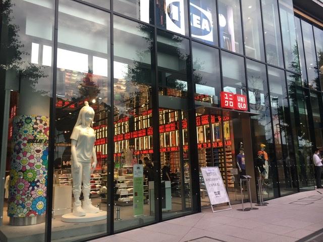 【ユニクロ】原宿駅から徒歩1分に《ユニクロ原宿》がついにオープン!UTコレクションが豊富♪_1
