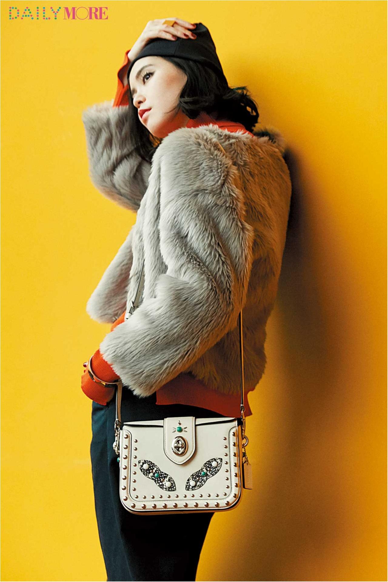 『コーチ』『ケイト・スペード』『ジミー チュウ』で、女っぷりが上がる新作バッグを狙い撃ち_1