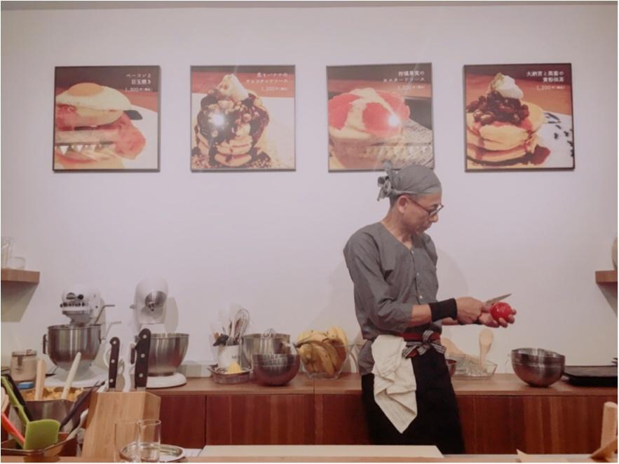 《New!!スポット〜浅草〜》ヒトコレ-vol.4-  超話題♡パンケーキなのにヘルシー!フォトジェニック度100点満点の絶品パンケーキ登場_5