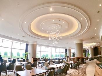 空間も味もコスパも五つ星のホテルでティータイム