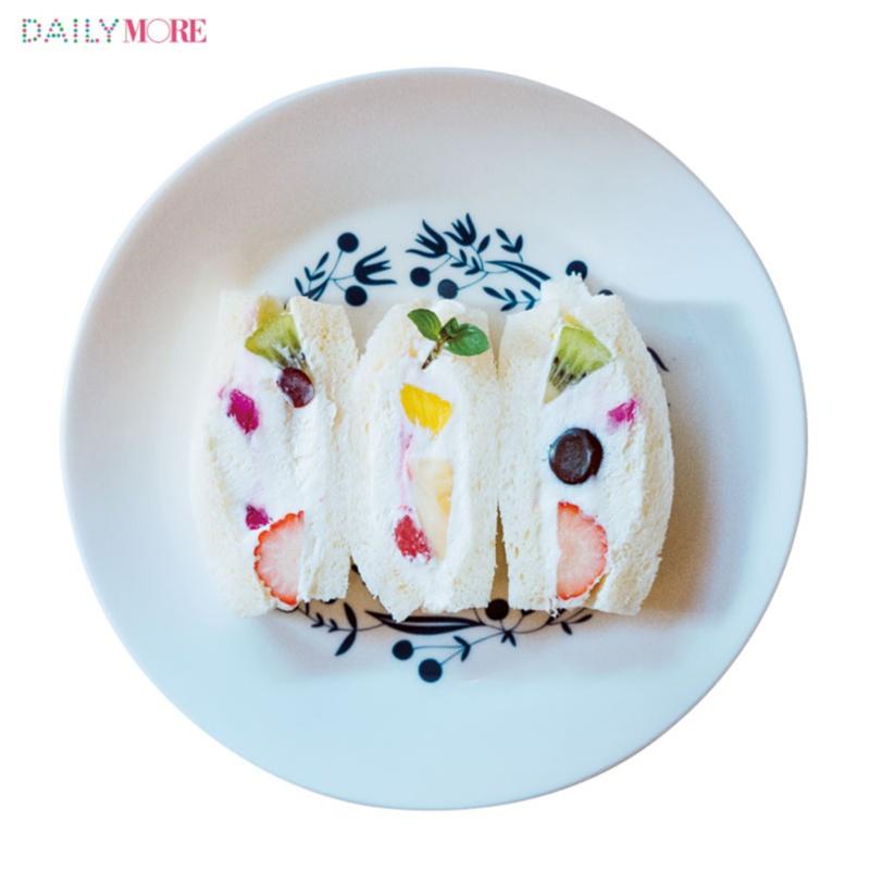 最高に幸せな味♡ 佐藤栞里が、話題の「フルーツサンド」を食べ歩き!【栞里のちょっと行ってみ!?】_2