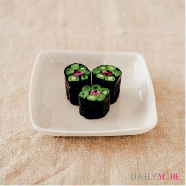 野菜でヘルシー! 秘伝の『お弁当彩りおかず』100文字レシピ♡ -その1-_2