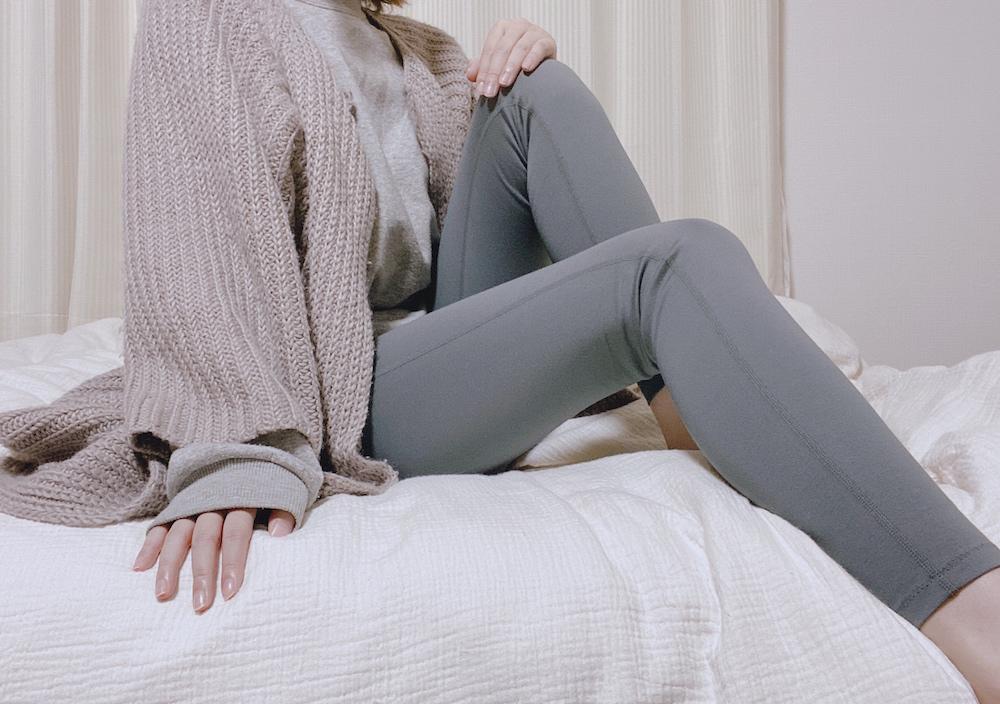 """脚のむくみが""""はくだけ""""でこんなにスッキリするなんて♡ 「スリムウォーク」の新作を実際に試してみた!_3"""