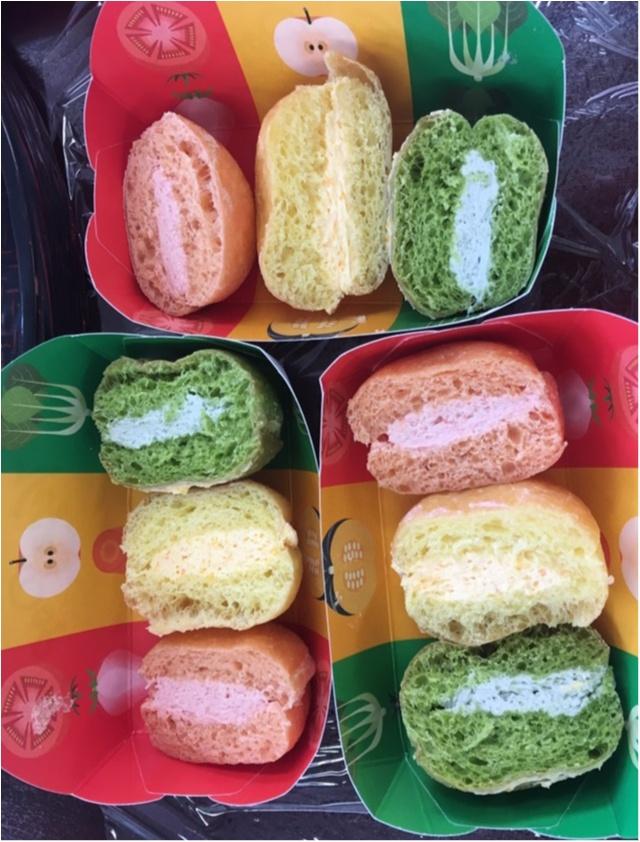 【ミスド×タニタ】野菜が入ったヘルシードーナッツ誕生!ベジポップを食べてみた_7