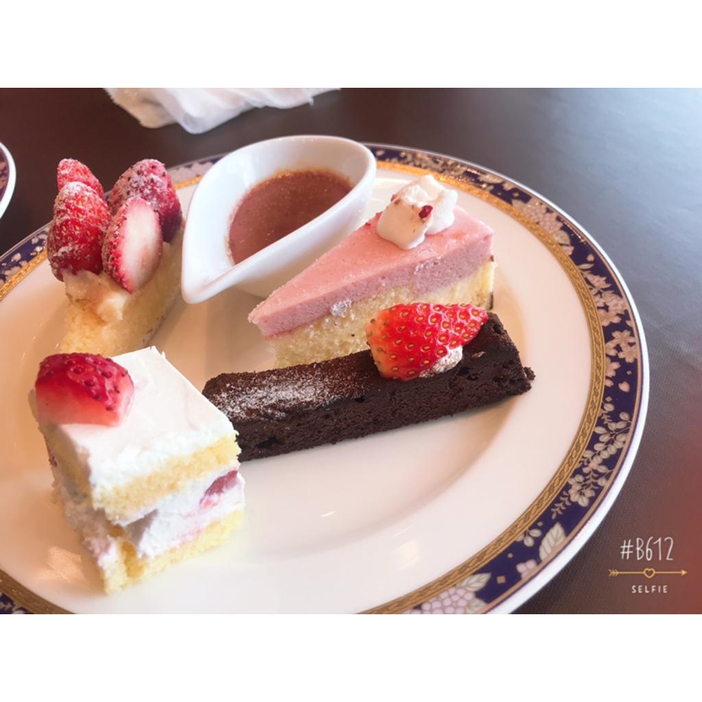 春を先取り!鎌倉プリンスホテルのストロベリースイーツ&ライトミールブッフェ2019 ♡♡_7