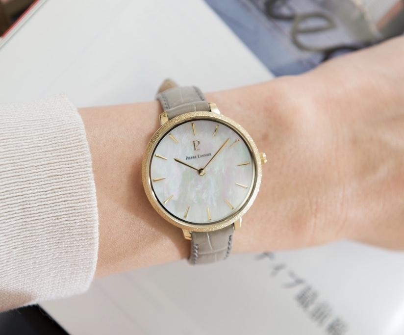 新年度は新しい腕時計と一緒に♡『ピエール・ラニエ』春の新作が3/4(水)発売!_2