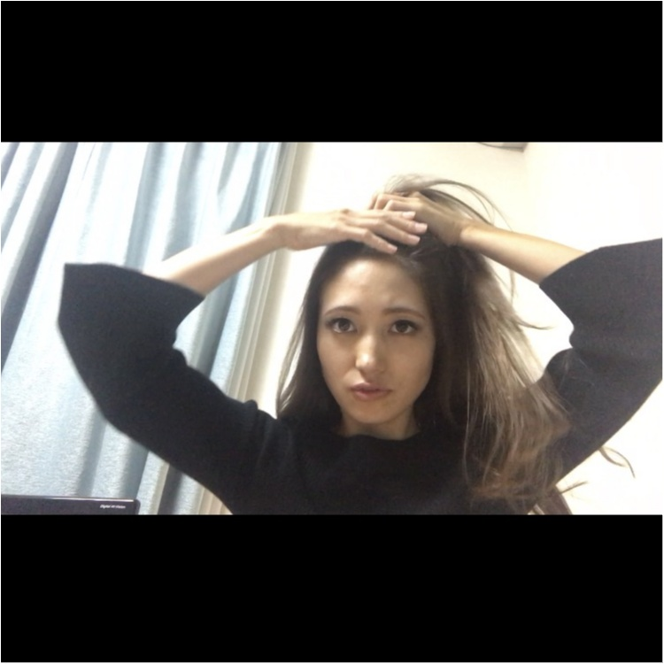 デコだし【ポンパドールの作り方】_3