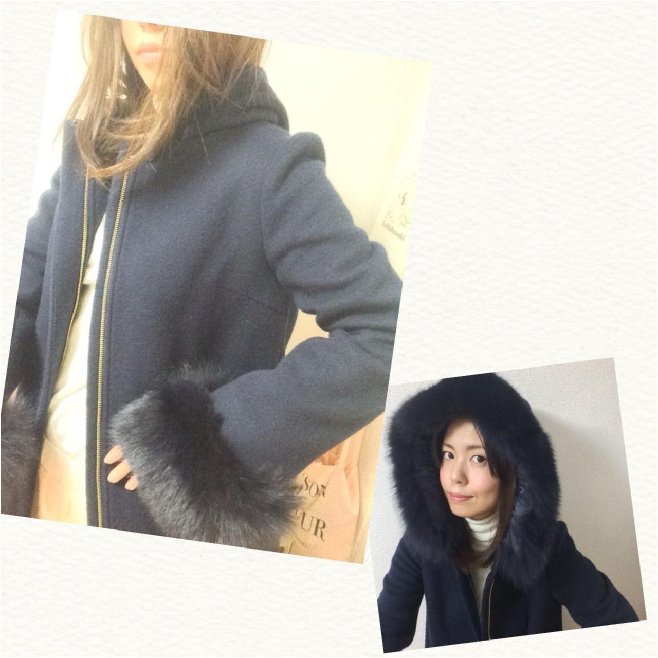 今年の冬コートはREDY AZELに決まり!♡超便利な5wayコート!_1