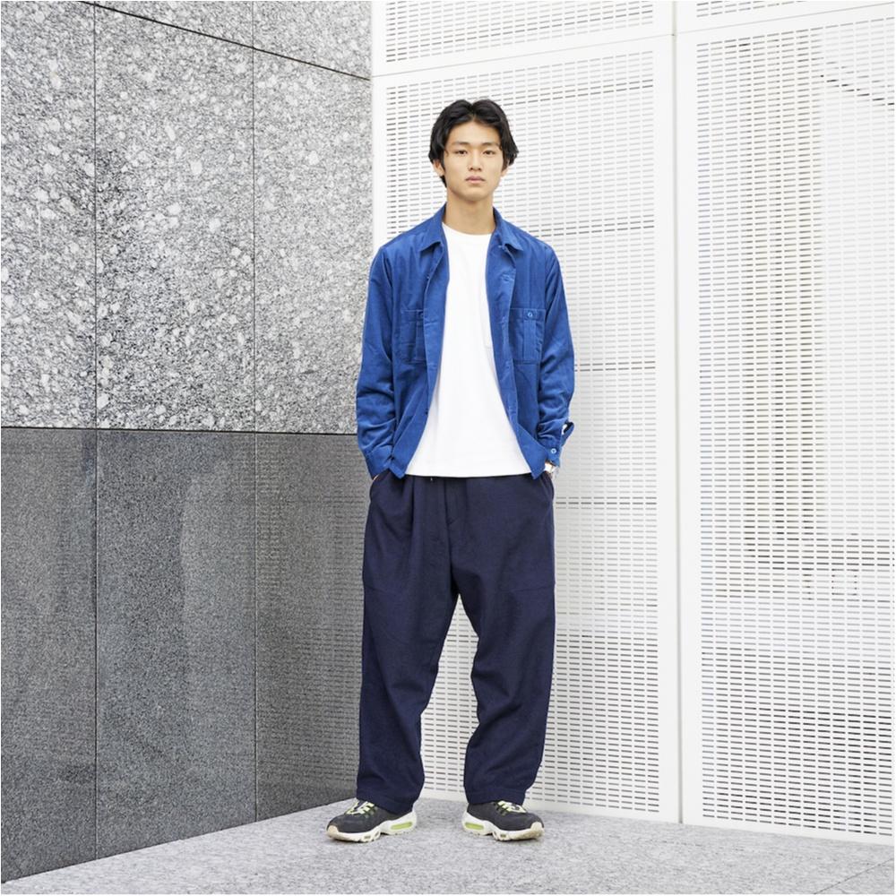 【新メンズノンノモデル・中川大輔さんインタビュー】「モデルとして個性を出していきたい。いつかモアにも登場させてください!」_2
