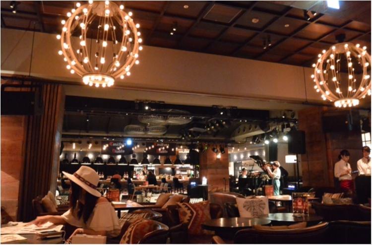 渋谷のオシャレカフェ♡LIVING ROOM CAFEで女子会!♡_1