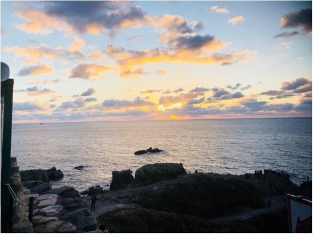 【東尋坊】に行ってきました!日本海は綺麗でした!_2