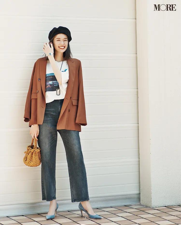 『ロンシャン×ポケモン』のバッグ全部見せ♡ 休日服になる理想のジャケットって?【今週のファッション人気ランキング】_2
