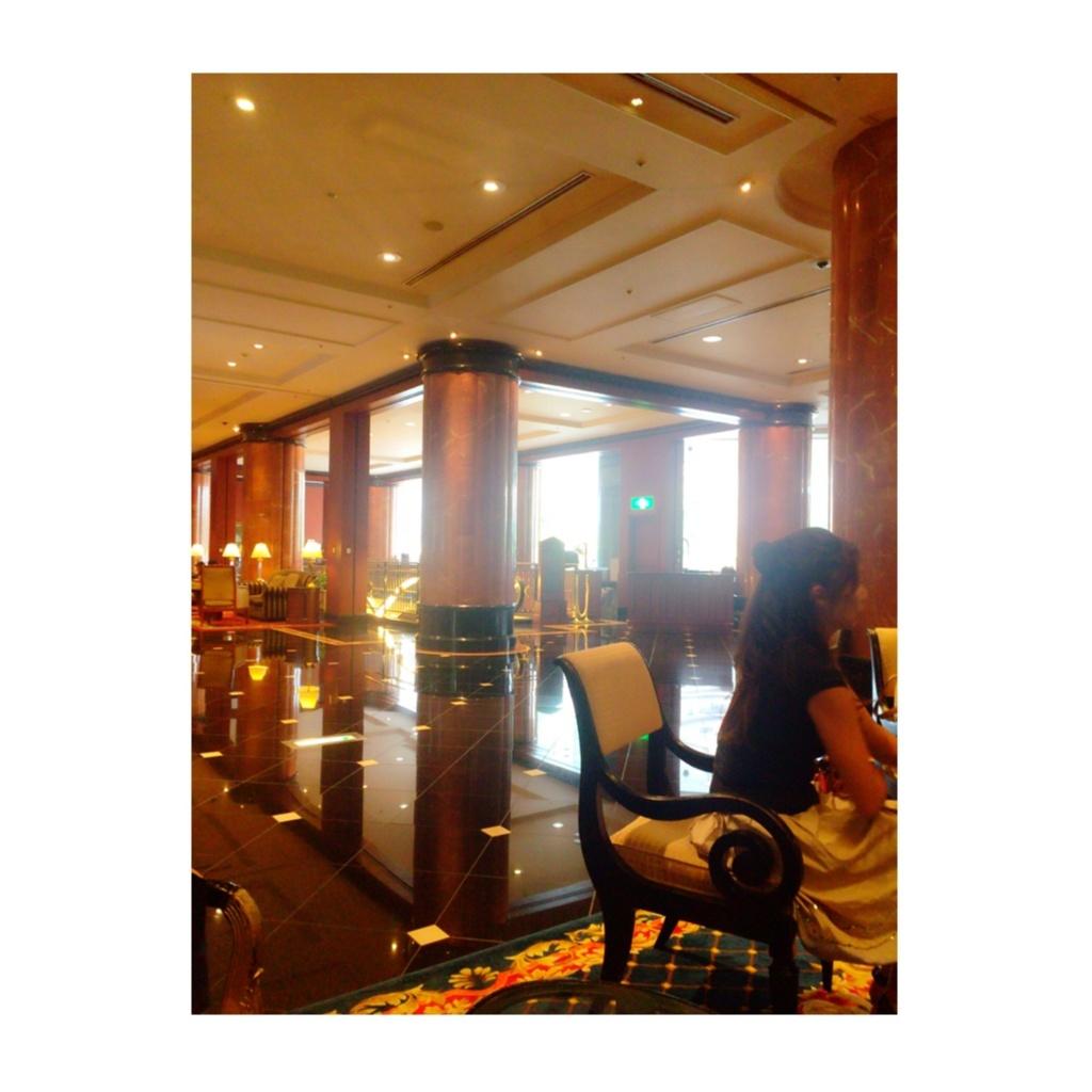 ホテル女子会*優雅に素敵な時間を楽しんじゃうなら*WESTIN HOTEL TOKYOで決まり*_2